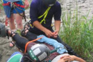 レスキュー、CPR、ファーストエイド講習の受講